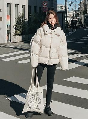 1区韩国本土服装代购(韩国圆通直发)jellpe-棉服(2019-01-23上架)