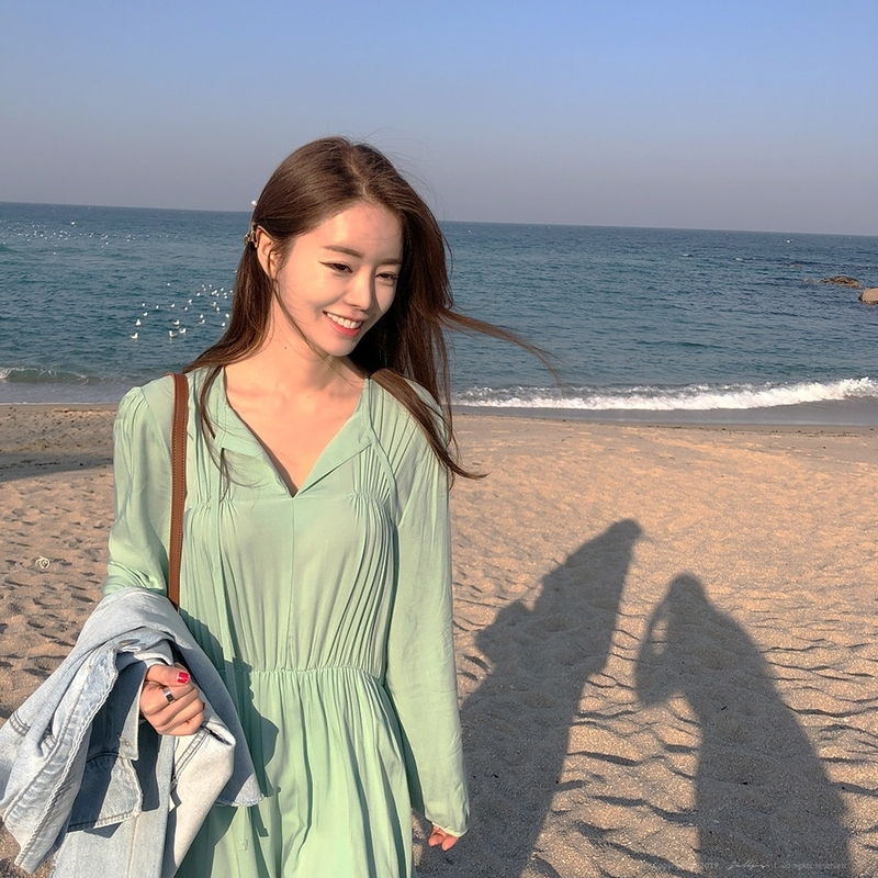 1区韩国本土服装代购(韩国圆通直发)jellpe-连衣裙(2019-03-20上架)