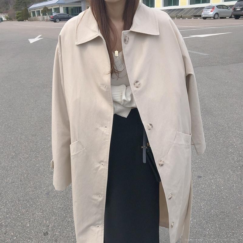 1区韩国本土服装代购(韩国圆通直发)jellpe-大衣(2019-03-20上架)