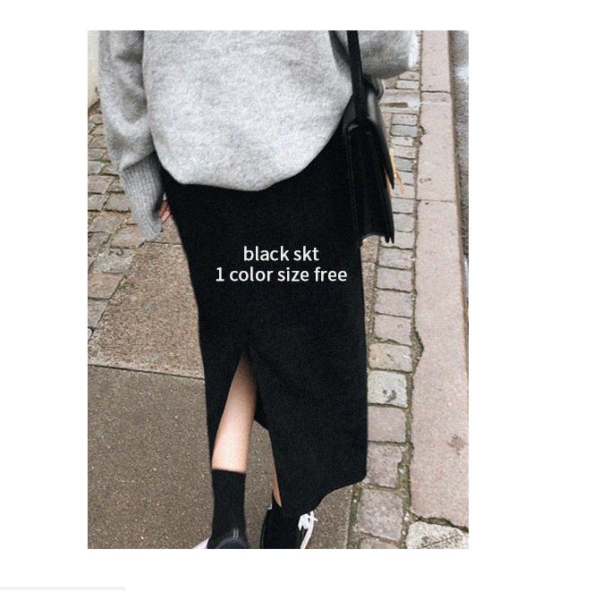 哪里有韩版女装批发正宗韩国官网代购韩国直发包国际运费EP_Picknsale长裙
