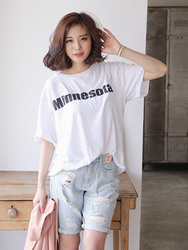 Envylook - Women > Tops > T-Shirts NVTS00655197