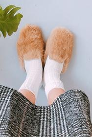 1区2017冬季新款韩国服装22xx品牌韩版时尚舒适冬季拖鞋(2017.12月)