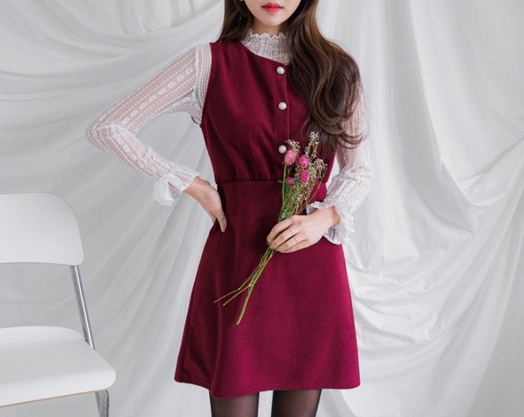 1区韩国本土服装代购(韩国圆通直发)22xx-连衣裙(2018-12-16上架)