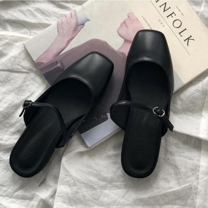 1区韩国本土服装代购(韩国圆通直发)22xx-平底鞋(2019-01-16上架)