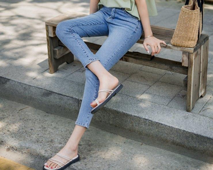 1区韩国本土服装代购(韩国圆通直发)22xx-牛仔裤(2019-05-19上架)