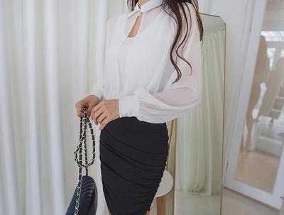 1区韩国本土服装代购(韩国圆通直发)eranzi-百搭舒适个性连衣裙(2018-05-09上架)