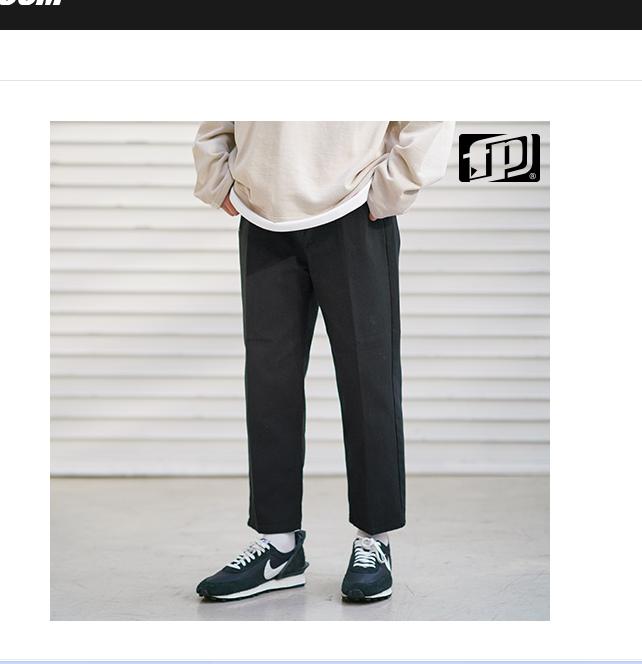 1区100%正宗韩国官网代购(韩国直发包国际运费)FP142-长裤(2019-09-21上架)