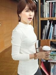 1区韩国代购正品验证god bless you-GSKN00764975-韩版人气清新魅力流行针织衫