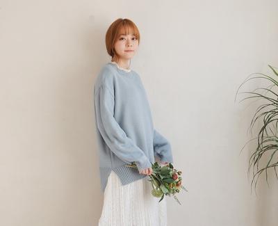 新款韩国代购毛衣针织衫女装2017年02月14日02月款