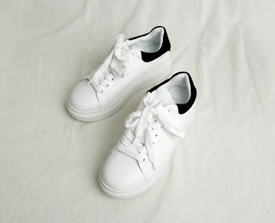 goroke-百搭时尚纯色休闲鞋