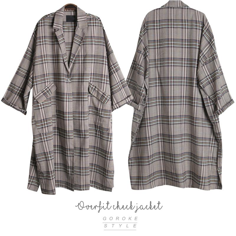1区韩国本土服装代购(韩国圆通直发)goroke-衬衫(2018-09-19上架)