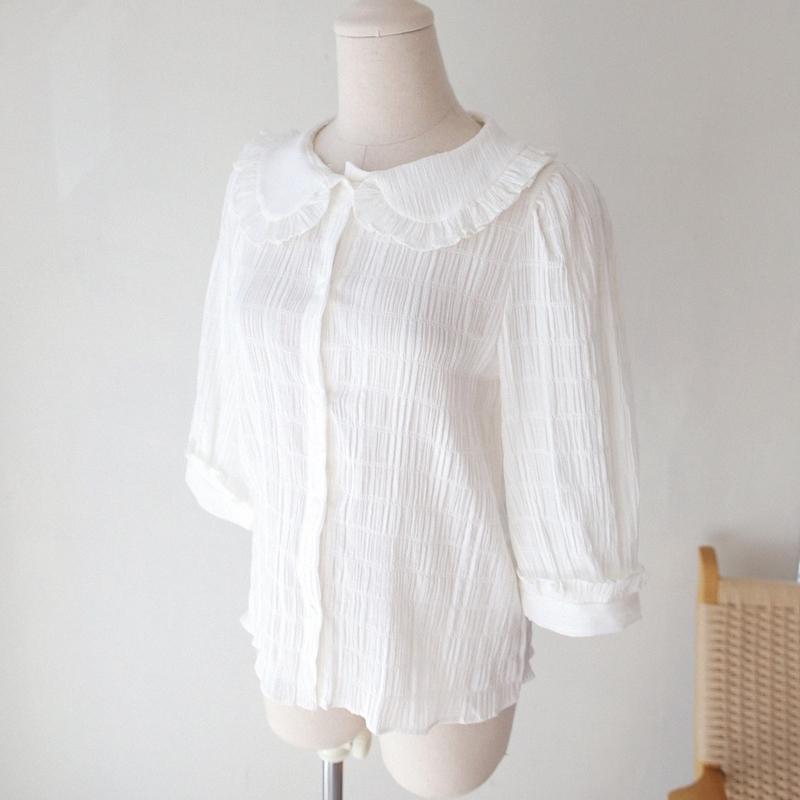1区韩国本土服装代购(韩国圆通直发)goroke-衬衫(2018-09-24上架)
