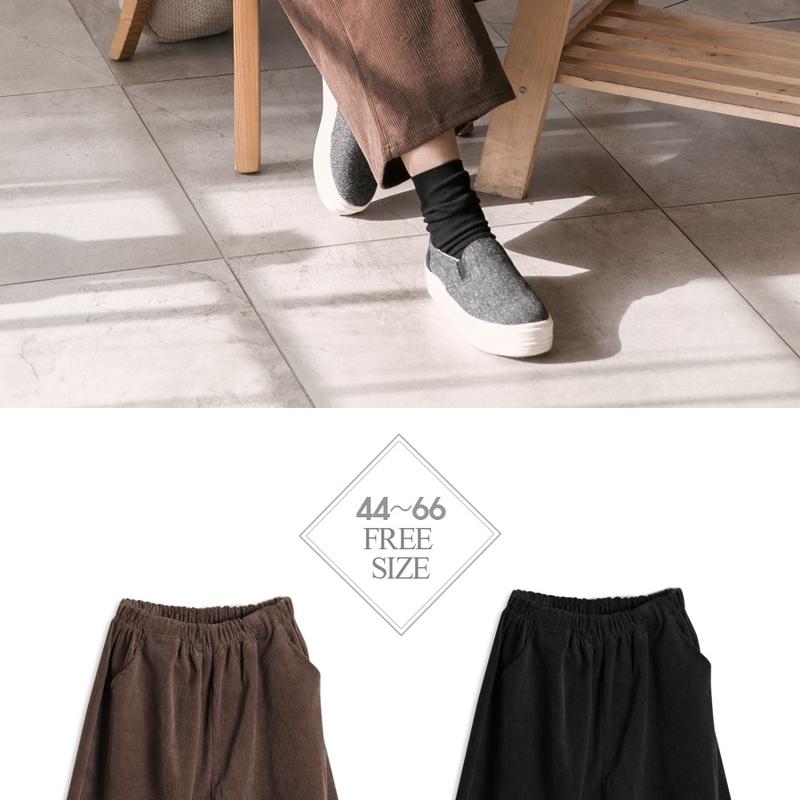 1区韩国本土服装代购(韩国圆通直发)goroke-中裤(2018-10-30上架)