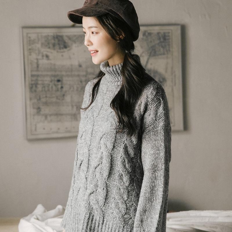 1区韩国本土服装代购(韩国圆通直发)goroke-针织衫(2018-12-13上架)