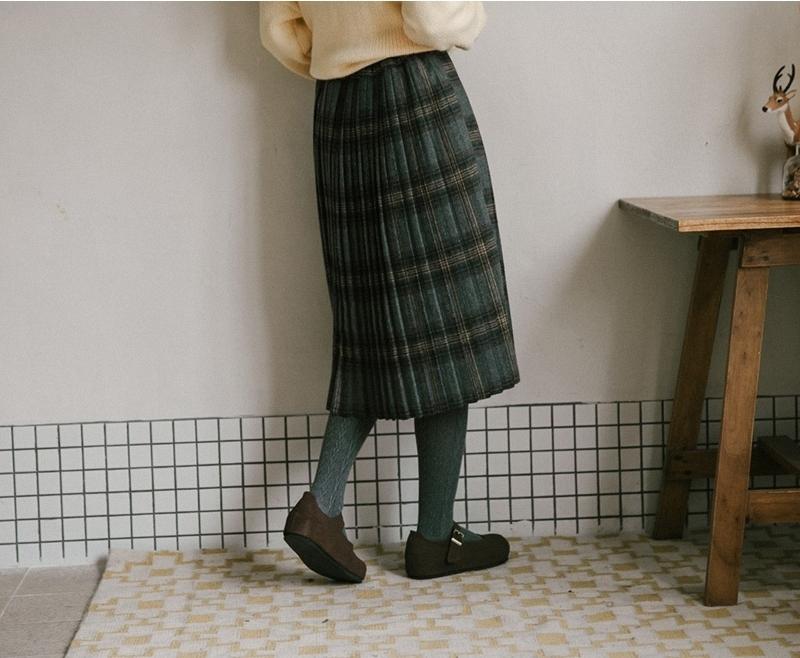 1区韩国本土服装代购(韩国圆通直发)goroke-长裙(2018-12-11上架)