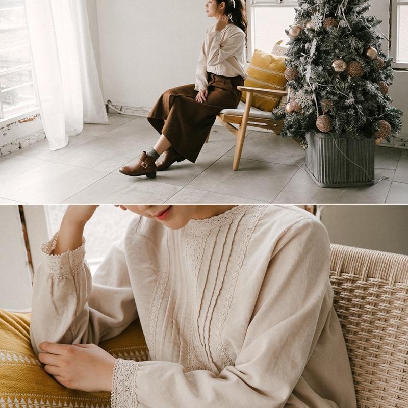 1区韩国本土服装代购(韩国圆通直发)goroke-衬衫(2018-12-14上架)