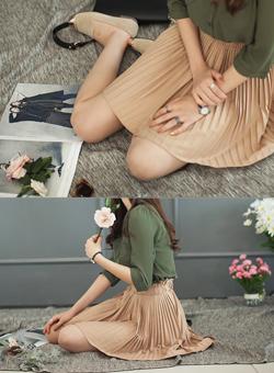 헤이즐-Shin Skirt