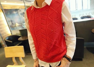헤이즐-Helena Knit Vest