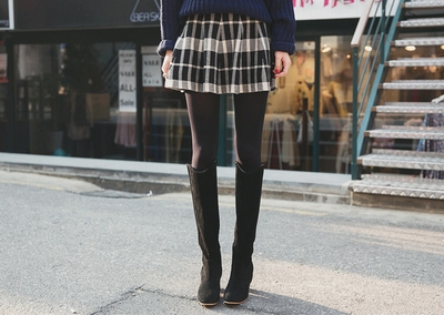 헤이즐-Prepy Skirt