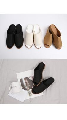 1区韩国本土服装代购(韩国圆通直发)hellopeco-拖鞋(2019-02-19上架)