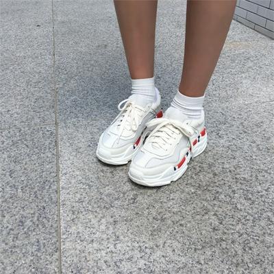 1区韩国本土服装代购(韩国圆通直发)hellopeco-韩版舒适风格运动鞋(2018-06-11上架)