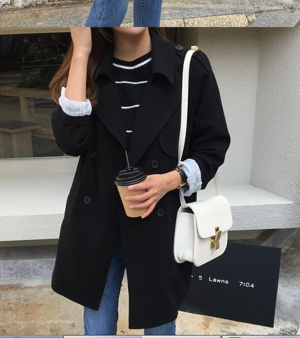 1区韩国本土服装代购(韩国圆通直发)hellopeco-大衣(2018-09-24上架)