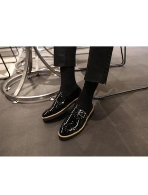 hellopeco-帅气时尚女士皮鞋