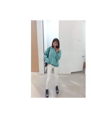hellopeco-冬季魅力女士长裤