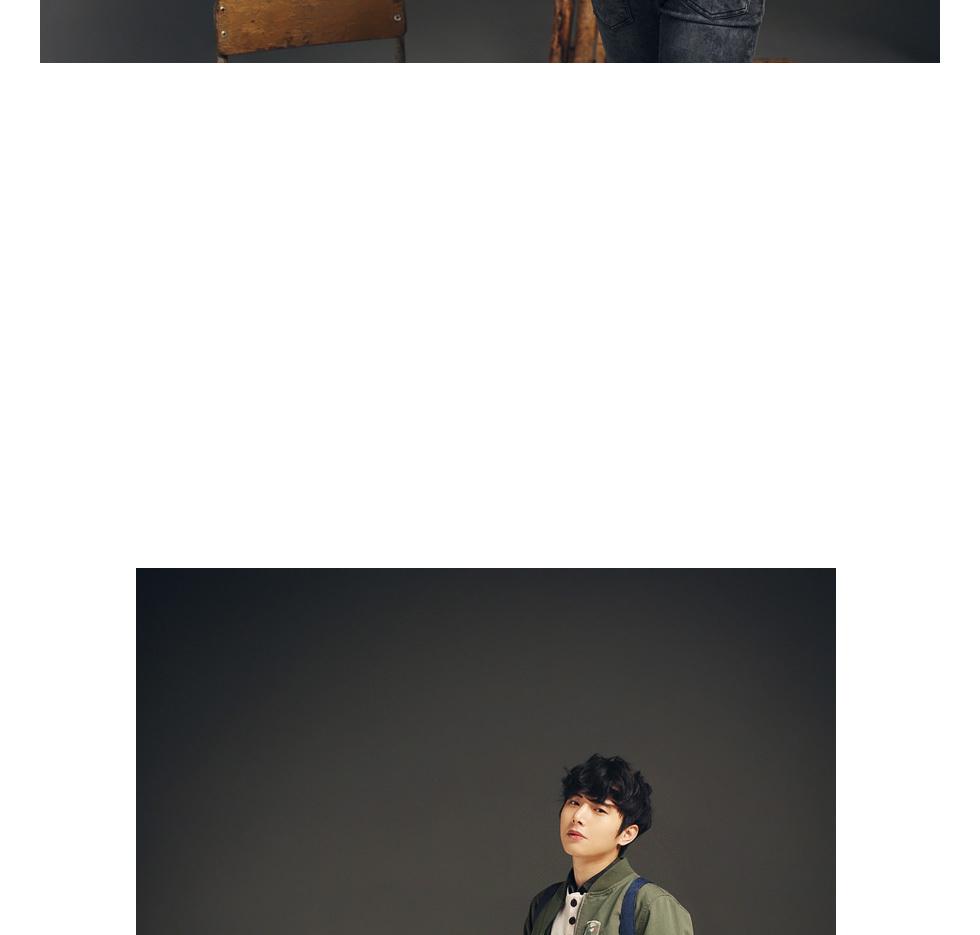 1区韩国代购正品验证hotboom-hbjk00637280-韩版必备流行魅力夹克