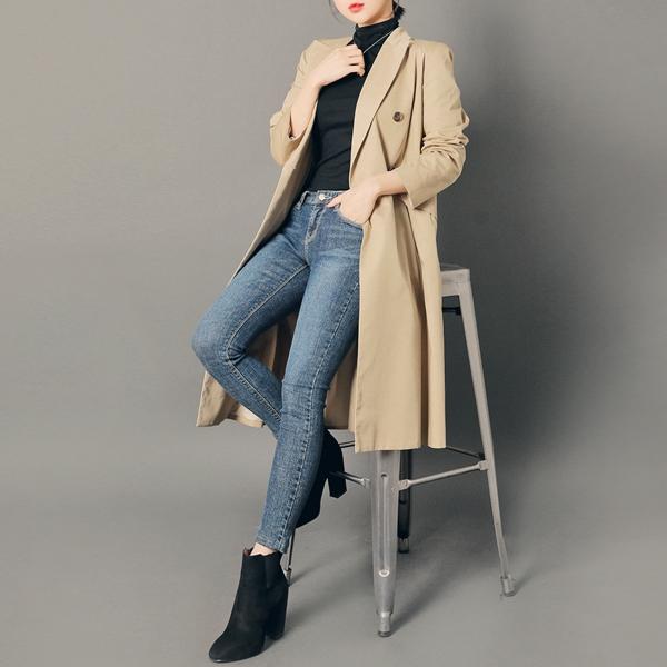 1区韩国本土服装代购(韩国圆通直发)hotping-大衣(2018-09-24上架)