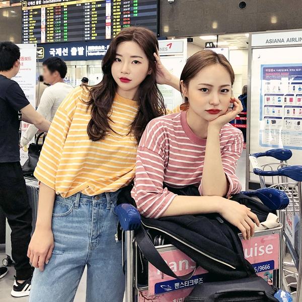 1区韩国本土服装代购(韩国圆通直发)hotping-T恤(2019-05-12上架)