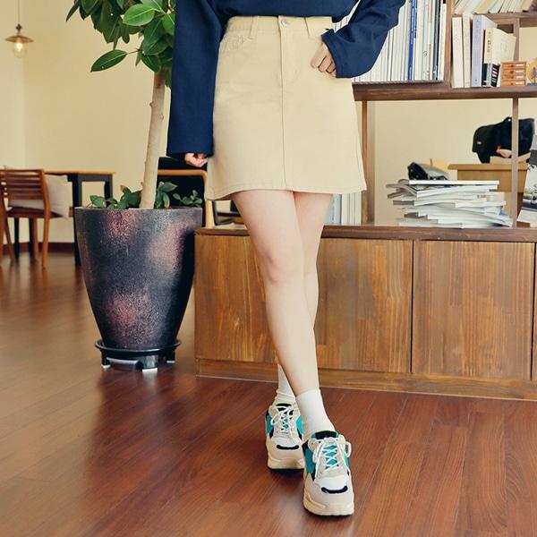 1區100%正宗韓國官網代購(韓國直發包國際運費)hotping-短裙(2019-06-26上架)