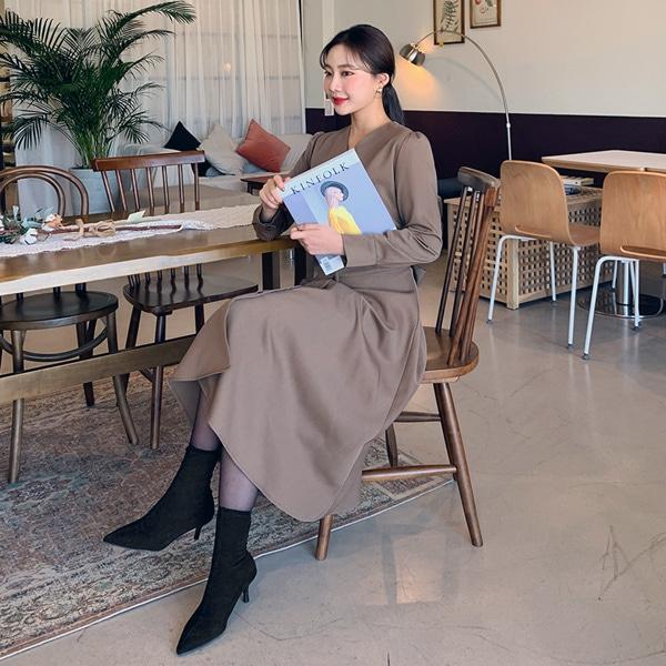 1区100%正宗韩国官网代购(韩国直发包国际运费)hotping-连衣裙(2019-11-08上架)