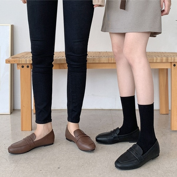 1区100%正宗韩国官网代购(韩国直发包国际运费)hotping-平底鞋(2020-09-18上架)