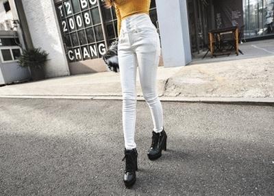1区韩国本土服装代购(韩国圆通直发)iampretty-韩版时尚舒适长裤(2018-04-24上架)