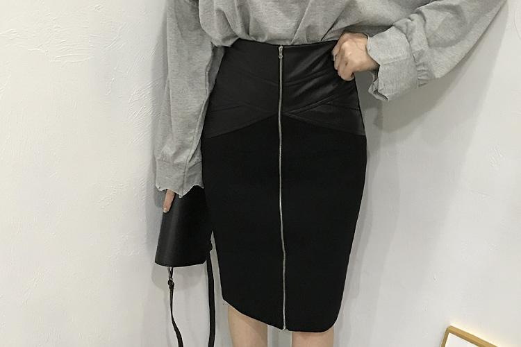 1区韩国本土服装代购(韩国圆通直发)iampretty-中裙(2018-09-24上架)