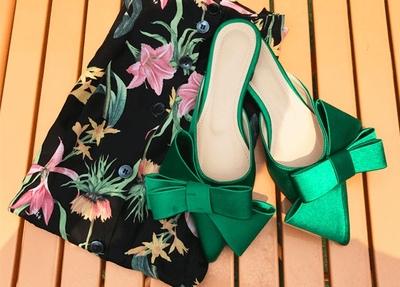 1区韩国本土服装代购(韩国圆通直发)iampretty-拖鞋(2019-02-19上架)