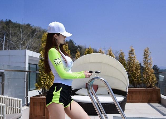 1区韩国本土服装代购(韩国圆通直发)iampretty-泳装(本商品是非新品断货机会比较大,请联系客服核对再下单哦17上架)