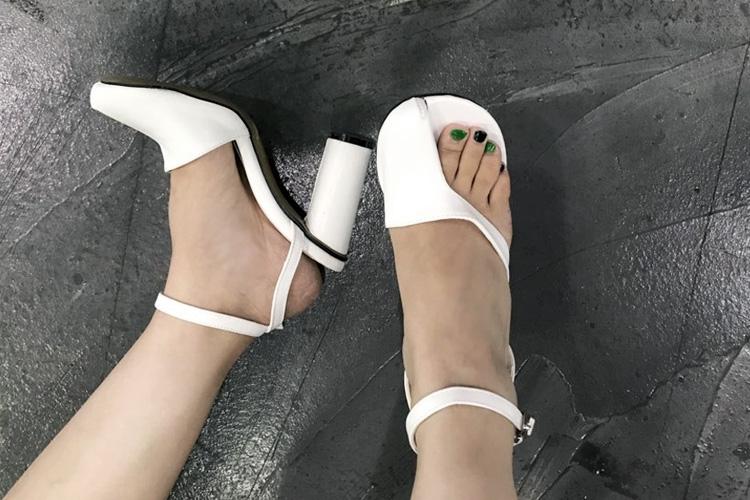 1区韩国本土服装代购(韩国圆通直发)iampretty-高跟鞋(2019-01-19上架)