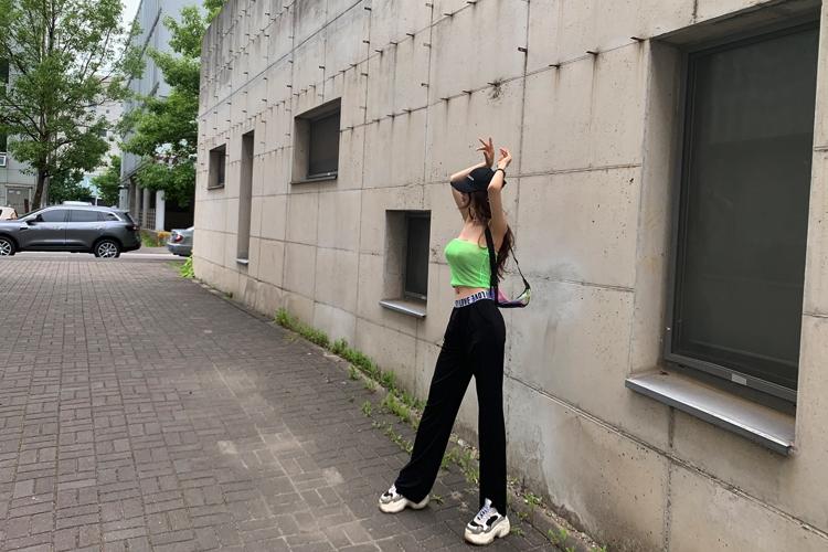 1区100%正宗韩国官网代购(韩国直发包国际运费)iampretty-长裤(2019-06-18上架)