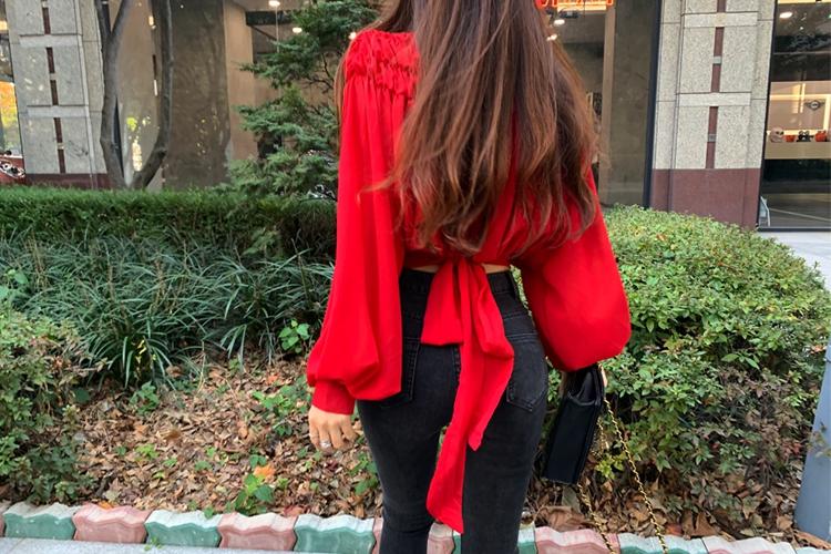 1区100%正宗韩国官网代购(韩国直发包国际运费)iampretty-衬衫(2019-11-08上架)