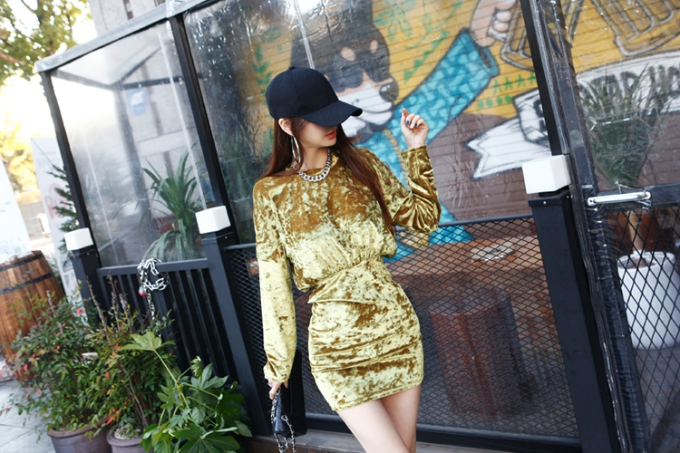 1区100%正宗韩国官网代购(韩国直发包国际运费)iampretty-连衣裙(2019-11-08上架)