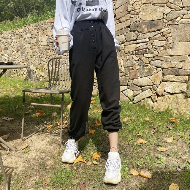 iampretty-长裤[休闲风格]HZ2280031