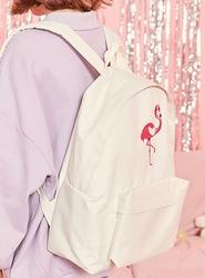 1区2017春装新款|正宗韩国代购韩国发货|icecream12品牌韩国刺绣可爱魅力背包(2017.3下半月)