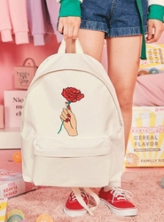 1区2017春夏装新款|正宗韩国代购韩国发货|icecream12品牌韩国刺绣可爱人气背包(2017.4上半月)
