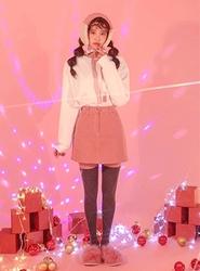 1区2017冬季新款韩国服装icecream12品牌气质个性魅力拖鞋(2017.12月)