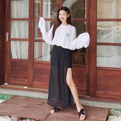 1区韩国本土服装代购(韩国圆通直发)icecream12-长裙(2018-07-19上架)