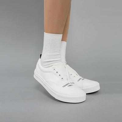 1区韩国本土服装代购(韩国圆通直发)icecream12-休闲舒适字母运动鞋(本商品非新品请联系客服核对再下单-14上架)