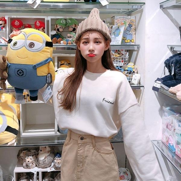 1区韩国本土服装代购(韩国圆通直发)icecream12-卫衣(2019-01-16上架)