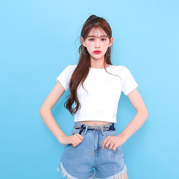 1区100%正宗韩国官网代购(韩国直发包国际运费)icecream12-T恤(2019-06-10上架)